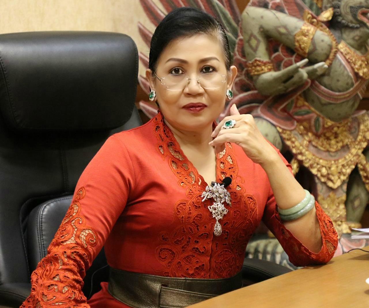 Pasarkan Produk Kerajinan Dekranasda Bali Geber Upaya Promosi Bali Viral News